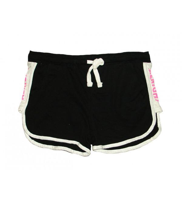 Girls Printed Knit Hot Shorts