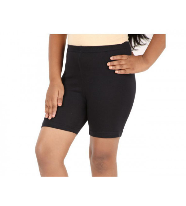 Girls Stretch Cycling Shorts