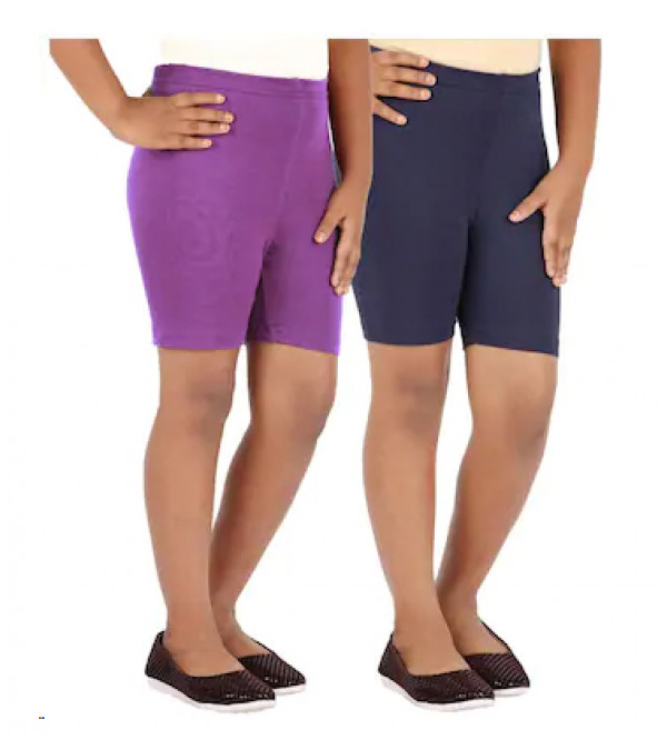 Older Girls Stretch Cycling Shorts