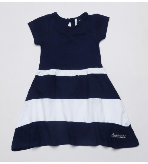 Girls Cut n Sew Dress