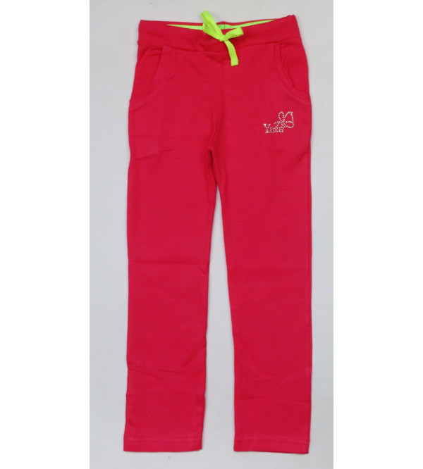 Girls Stretch Joggers