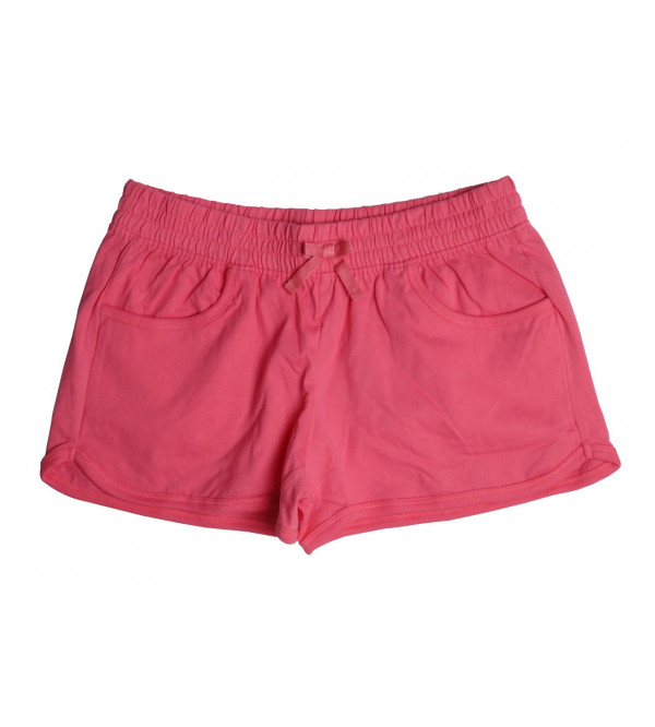Girls Knit Hot Shorts