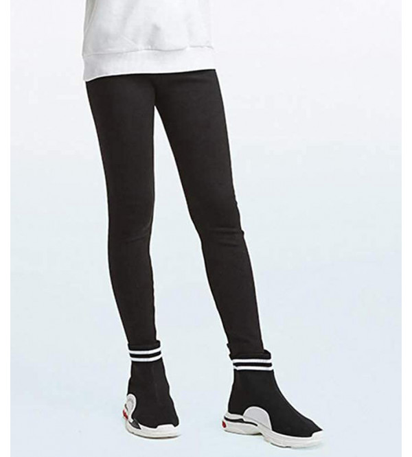 Girls Stretch Ankle Legging