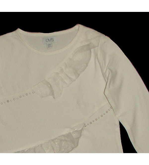 Girls Sequinned Fancy T Shirt
