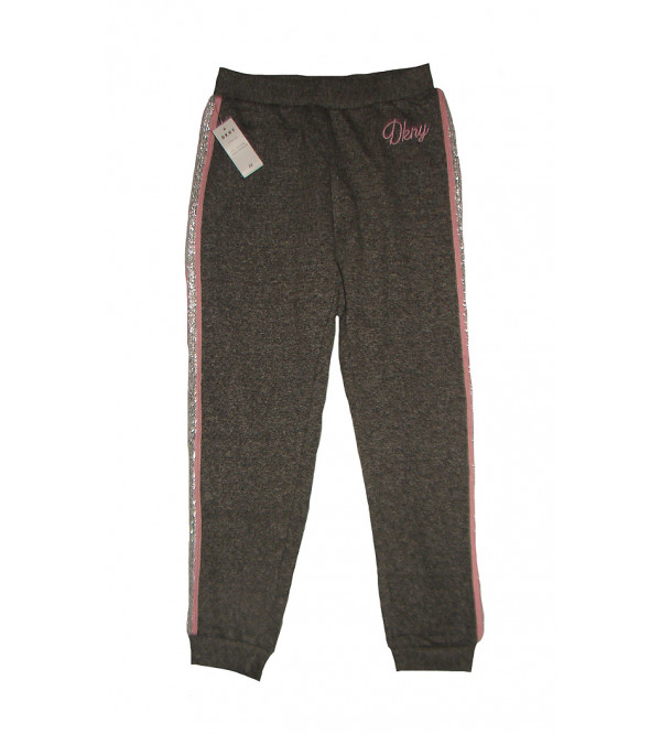 DKNY Baby Girls Fleece Joggers