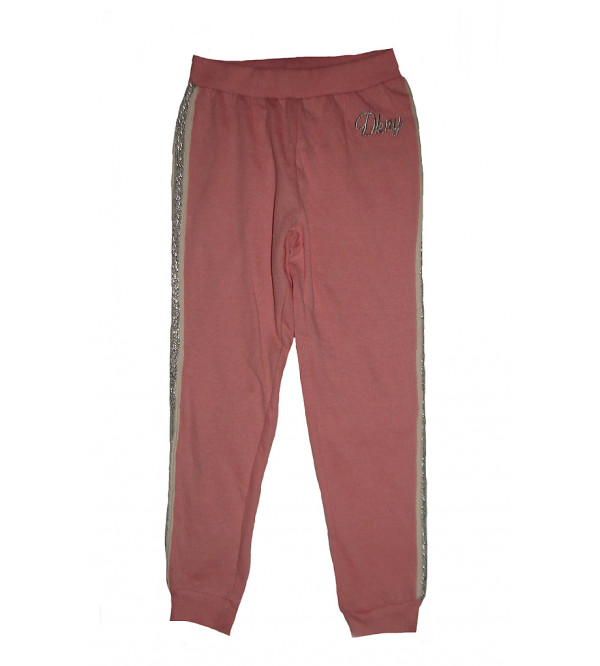 DKNY Girls Fleece Joggers