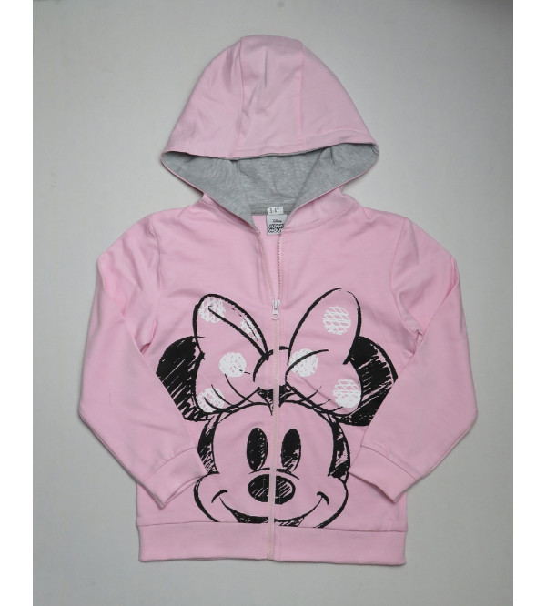 Minnie Mouse Girls Sweatshirt