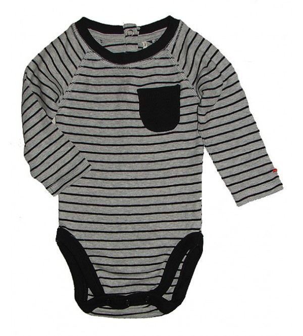 Baby Striped Longsleeve Bodysuits