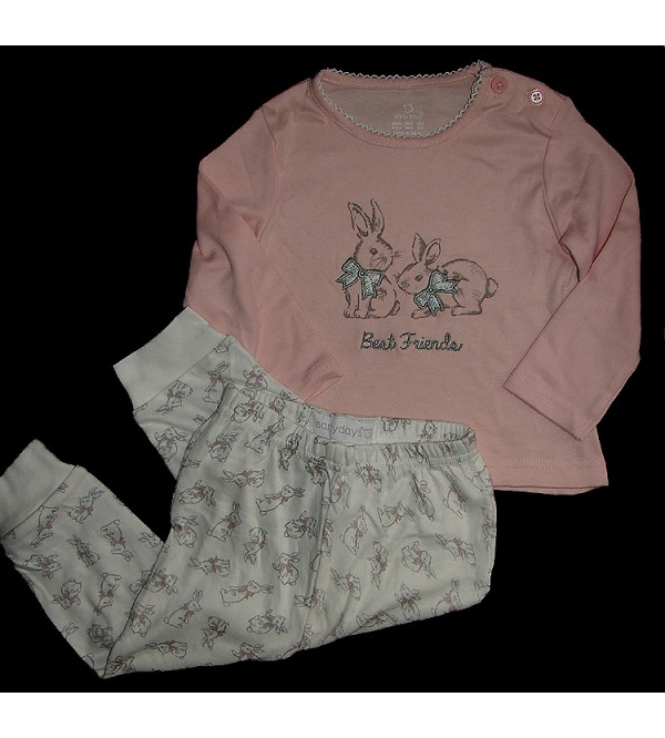 Baby Boys & Girls 2 pc Set (Top + Pant)