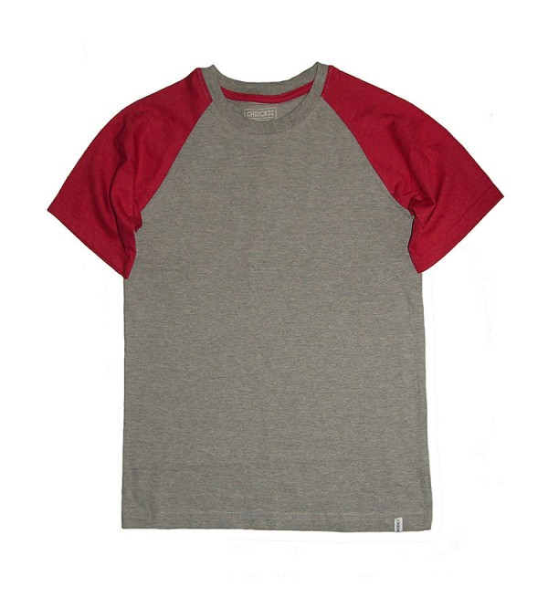 Boys Raglan Sleeve Fancy T Shirt
