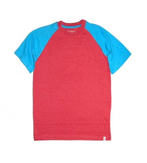 Boys Raglan Sleeve Fancy T Shirt