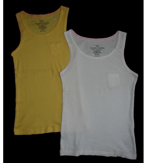 Girls Vest (Organic Cotton)