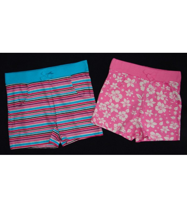 Girls Knitted Shorts