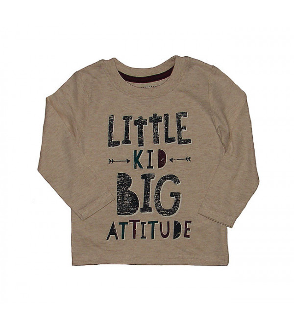 Baby Boys Printed T-Shirt