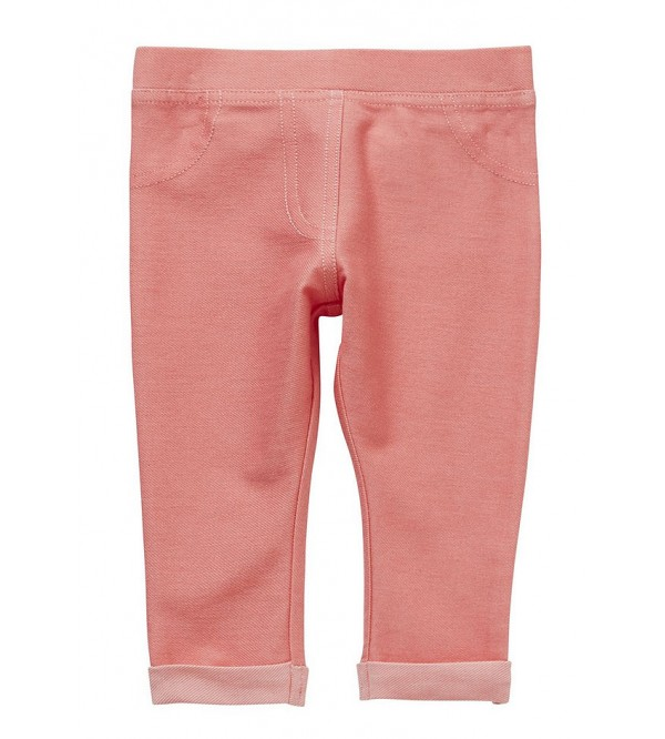 Baby Girls Stretch Jeggings