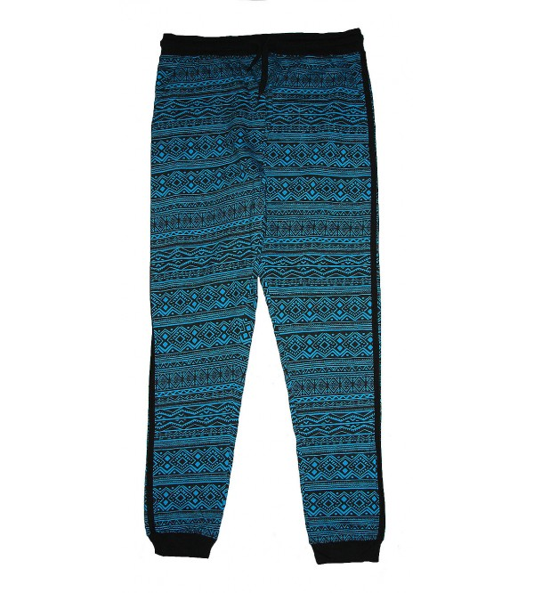 Boys Terry  Jogger Bottoms