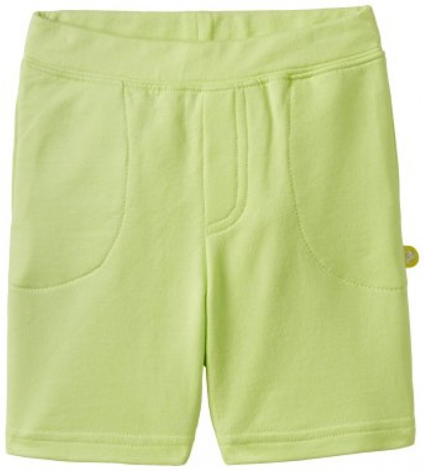 Girls French Terry Knit Shorts