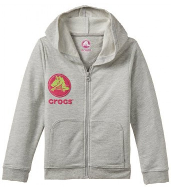 Girls Hooded Sweatshirts With Full Zipper