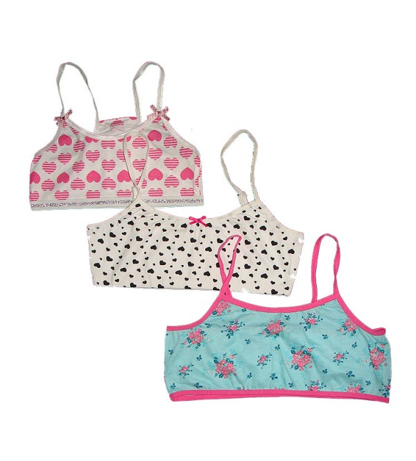 Girls Printed (Trainer) Bra