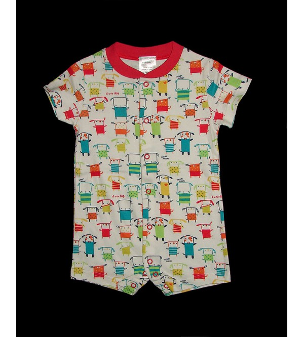 Baby Printed Rompers