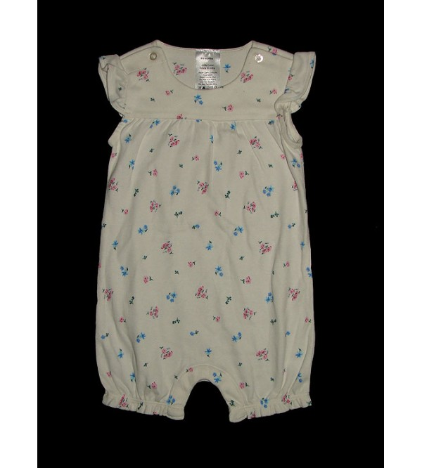 Baby Printed Dungaree