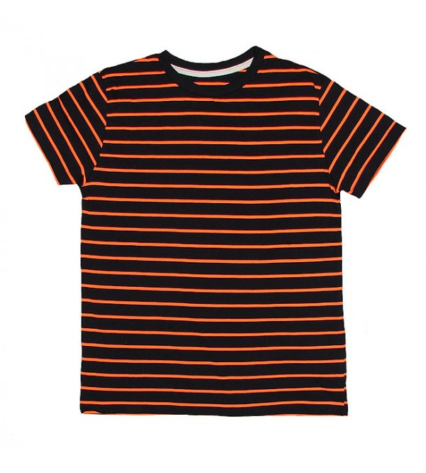 Boys Striped T Shirt