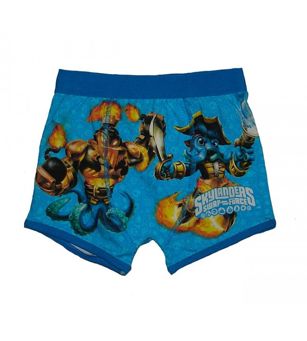 Boys Stretch Boxer Shorts