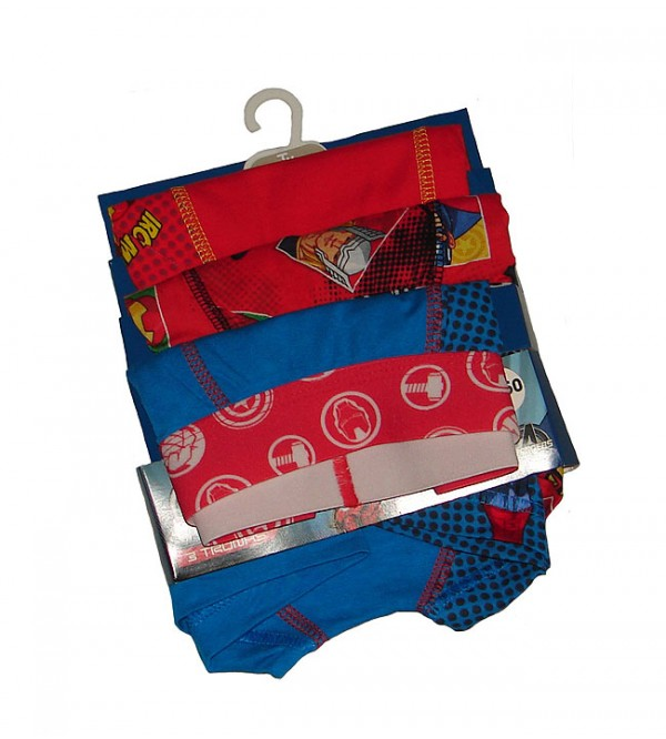 Characters Boys Stretch Printed 3 Pack Boxers