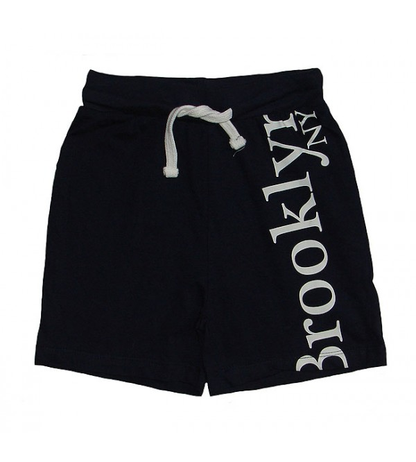 Boys Printed Knit Shorts