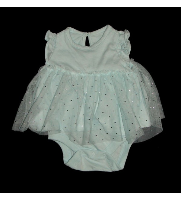 Baby Two-in-one Dress plus Bodysuits