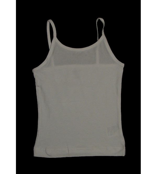 Girls Stretch Strappy Tanks