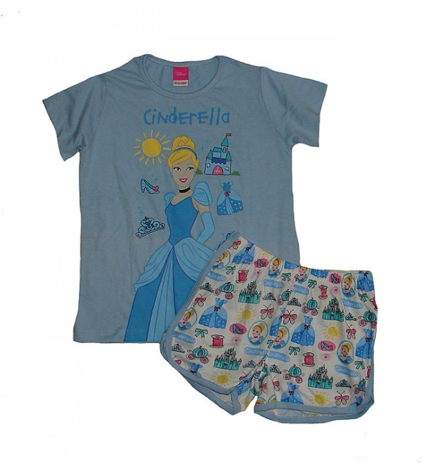 Girls 2 pcs Set (Top + Shorts)