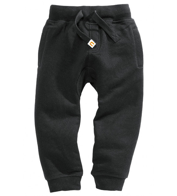 Baby Boys Brushed Fleece Knit Joggers