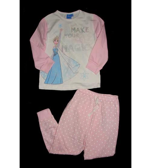 Girls Printed Pyjama Set