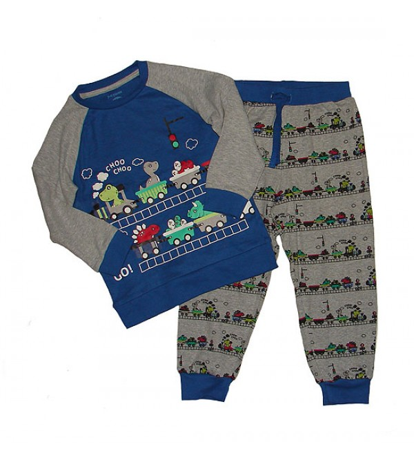Boys Printed Pyjama Set