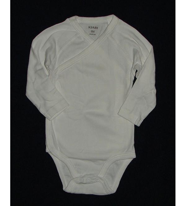 Baby 4 pack Long Sleeve Bodysuits