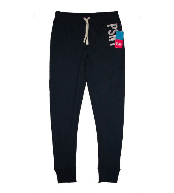 Older Girls French Terry Active Jogger Pants