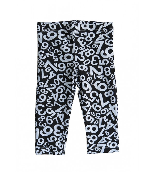 Baby Girls Printed Leggings