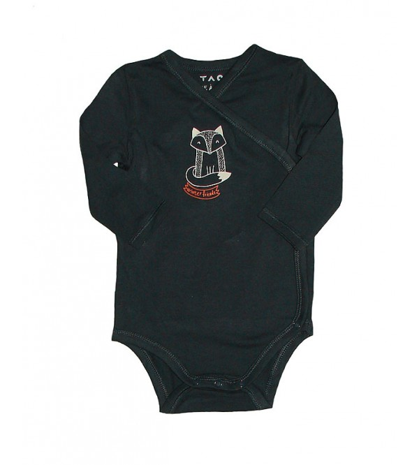 Baby Printed Long Sleeve Stretch Body suits