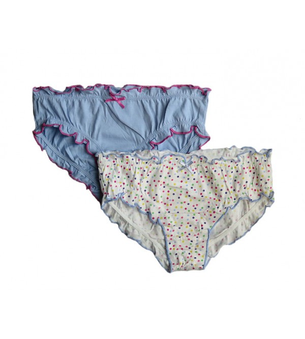 Girls Printed Fancy Briefs