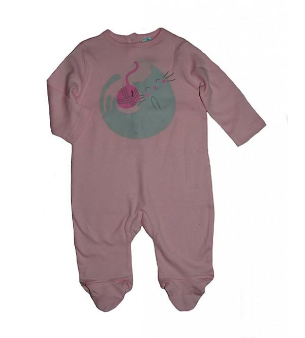 Baby Printed Sleepsuits Hanger Pack