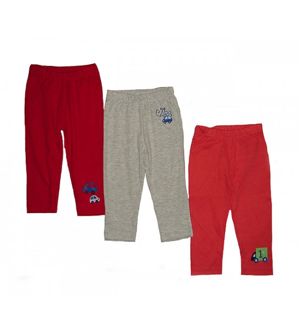Baby Boys 3 pcs Pack Knit Pants