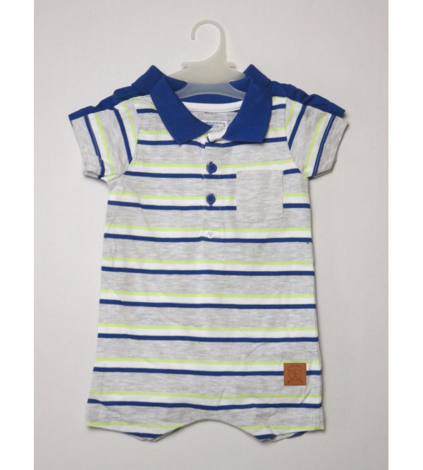 Baby Boys Fancy Playsuits 2 pc pack