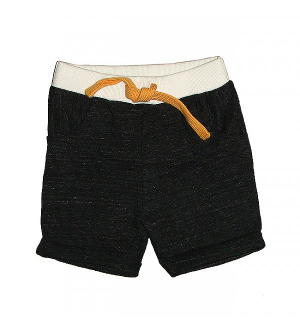 Baby Boys Fleece Knit Shorts