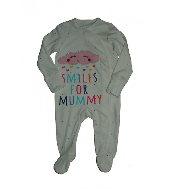 Baby Printed Long Sleeve Sleep suits