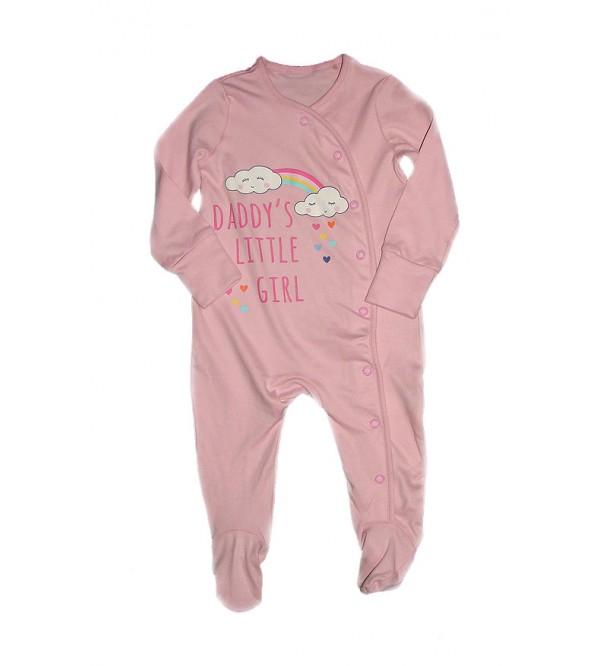 Baby Printed Long Sleeve Sleep suits