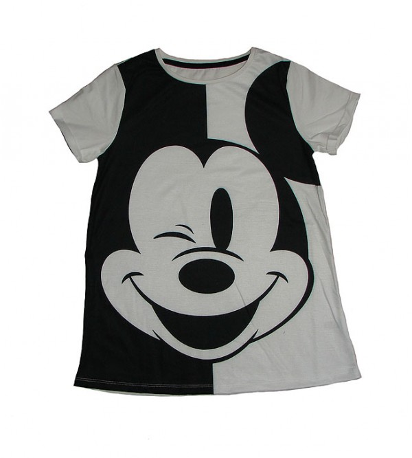 Minnie Mouse Girls Short Sleeve Printed T Shirt