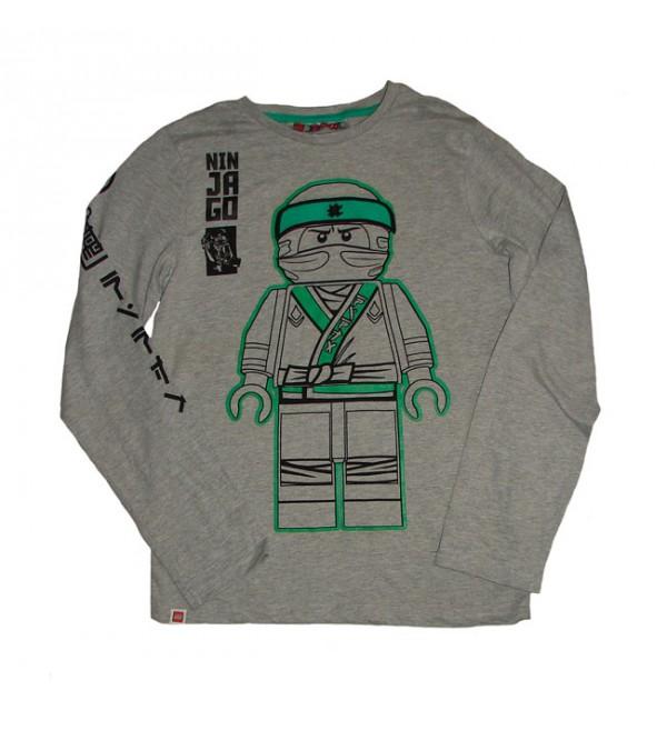 LEGO Boys Long Sleeve Printed T Shirt