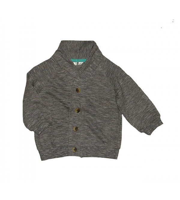Baby boys long sleeve cardigan
