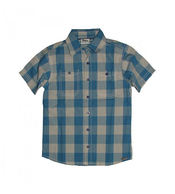 Boys Woven Fancy Shirt